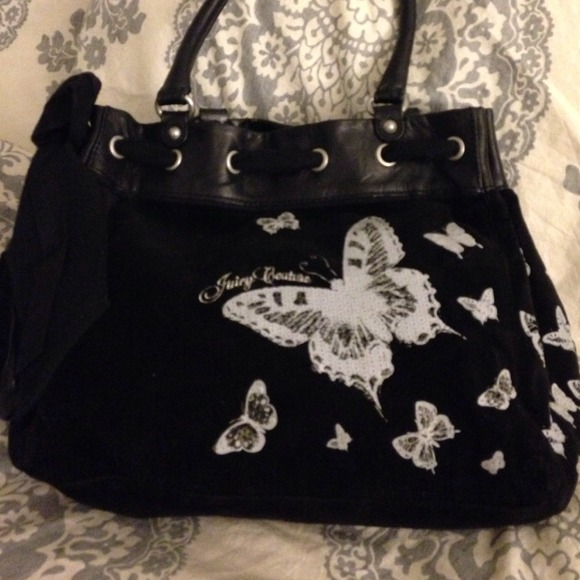 Juicy Couture Handbags - FOR  shaskya Juicy Couture Butterfly Purse e4c6a8f01287