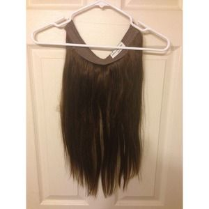100 Real Hair Extensions Clip Ons 72