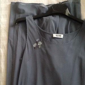MOSCHINO C&C simple elegant dress