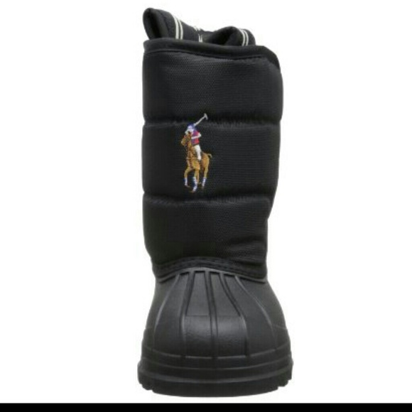 Little Kids Polo Snow Boots