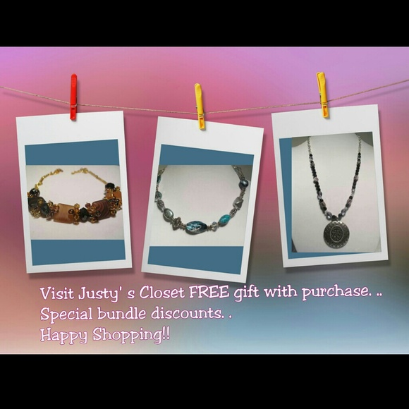 Other - Happy Shopping at Justy Closet! One a kind pieces