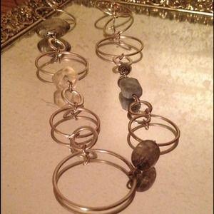 Jewelry - Statement Stone Necklace