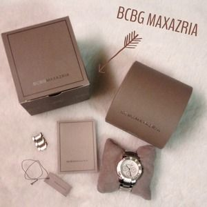 Like New BCBGMaxazria Women's Watch!