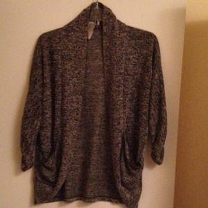 Sweaters - Light weight cardigan