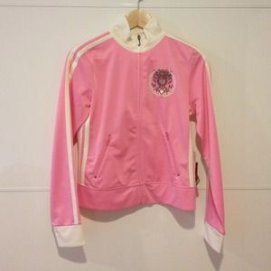 NWT Juicy Couture Track Jacket