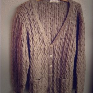 Calvin Klein Sweaters - WINTER SALE Vintage Calvin Klein Boyfriend Sweater
