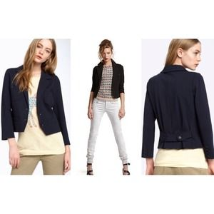 Marc by Marc Jacobs Ponte Knit Blazer