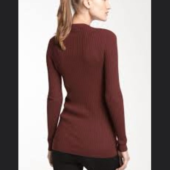 Vince - 🚫SOLD!!!! Vince ribbed crew neck fitted sweater from K's ...