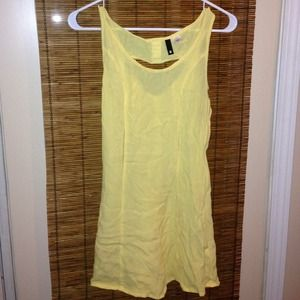 Dresses & Skirts - Airy Yellow Dress