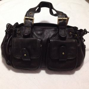 Clarks Shoulder Leather Bag