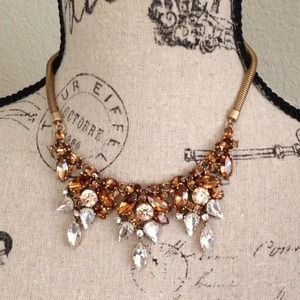 Lovely J. Crew Statement Necklace