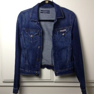 Hudson Jeans Denim Jacket