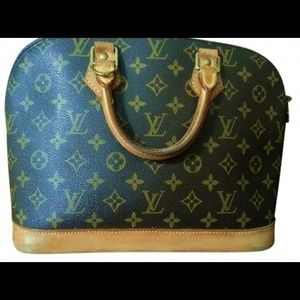 Louis Vuitton Monogram Canvas Alma