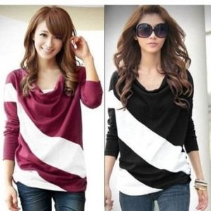 Tops - Brand new blouse, long sleeve!
