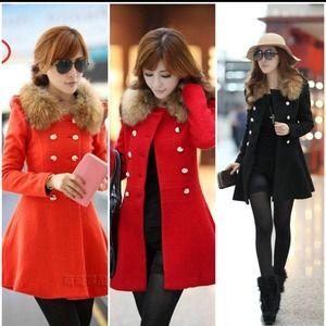 Outerwear - Winter coat slim fit!