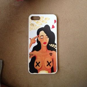 💯% Auth Sue Tsai phone case
