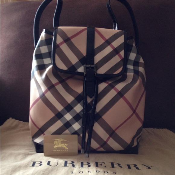 Burberry Kids Backpack