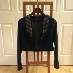 Ark & Co Studded Blazer