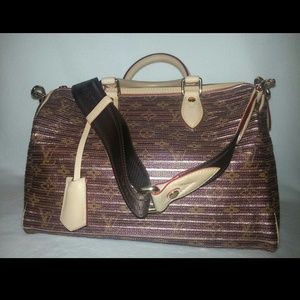 Louis Vuitton LImited Edition 38 speedy