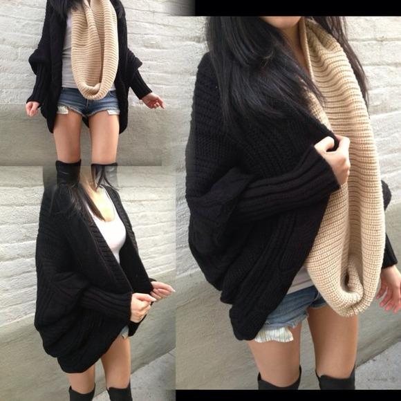 Oversized Sweaters Korean