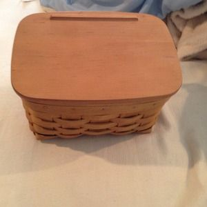 Other - Longaberger receipe basket! Price negotiable!