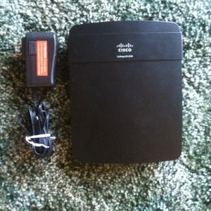 Linksys Cisco Router for sale