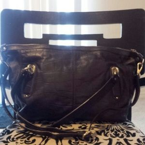 Nwot banana republic leather bag