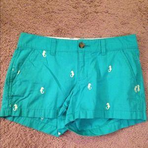 Pants - Seahorse shorts