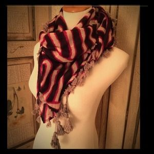 Like new! Madewell Scarf