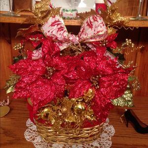 Other - Christmas basket I made🎄