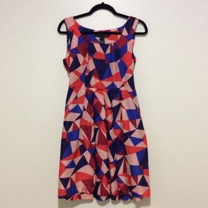 Marc Jacobs Print Dress