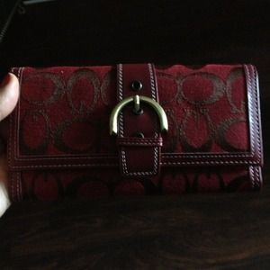 Clutches & Wallets - RESERVED Wallet for Samfecteau