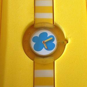 Agatha Ruiz de la Prada Accessories - Agatha Ruiz de la Prada yellow watch