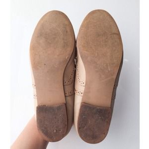 Steve Madden Shoes - Steve Madden Tan Oxford Flats 2