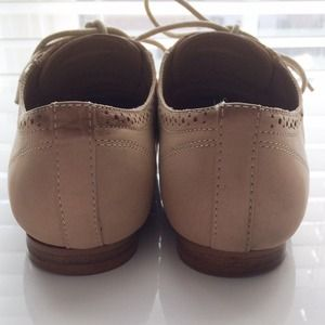 Steve Madden Shoes - Steve Madden Tan Oxford Flats 3