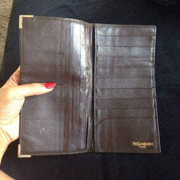 Yves Saint Laurent - Vintage YSL wallet (!!!!! SOLD !!!!!!) from ...
