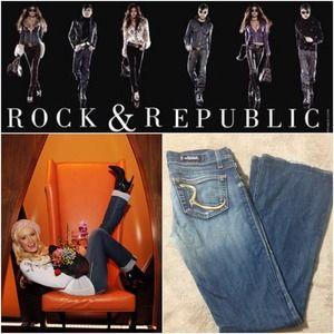 FINAL PRICE✂️ Rock republic jeans