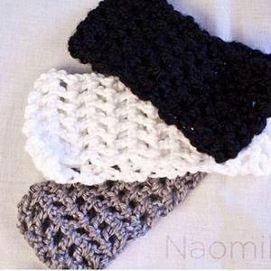 NaomiHa Accessories - Three head bands (taking custom orders too)