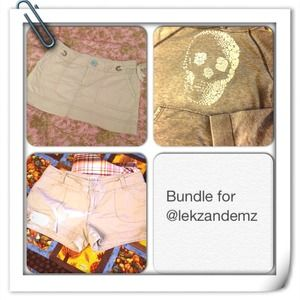 Other - Bundle for @lekzandemz