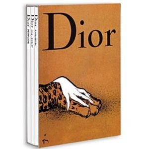 DIOR Fashion, Perfume, Fine Jewellery Book