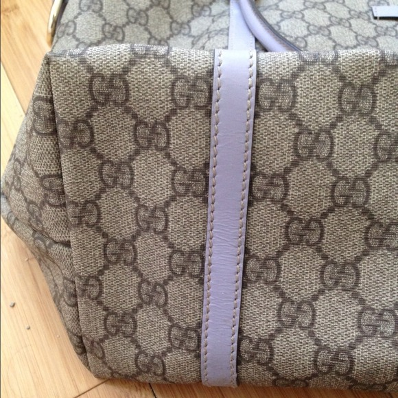 Gucci Handbags - Authentic Gucci Joy Lavender Tote SOLD 4
