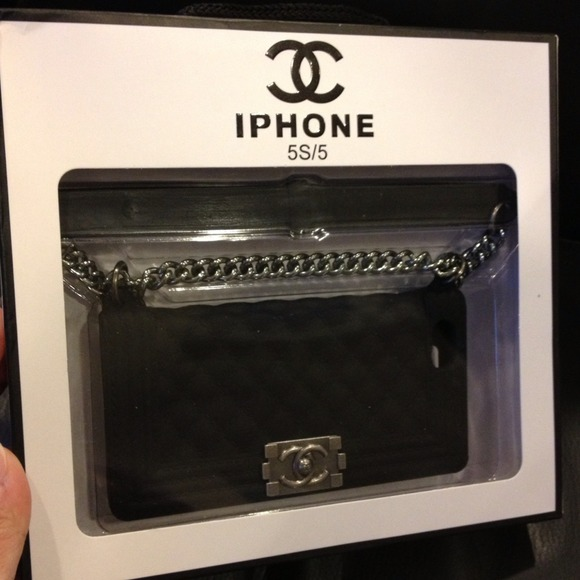 Chanel Iphone 6 Case With Chain Case With Chains 2 Chanel