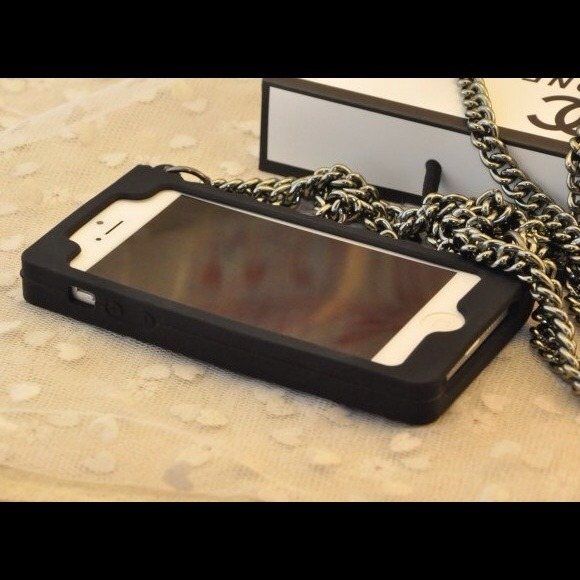 Chanel Iphone 6 Case With Chain Case With Chains 3 Chanel