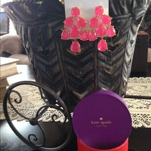 HPNWT Authentic Kate Spade Earrings