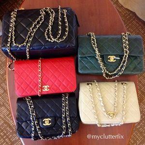 Vintage Chanel ❤