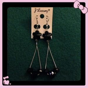 Jewelry - 🌹FREE W/ ANY PURCHASE 🌹️NWOT Star Beads earrings