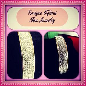 Jewelry - SOLD! Swarvarski Crystal Bracelet