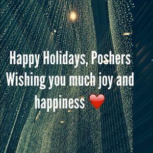 PoshLove Other - Happy Holidays!