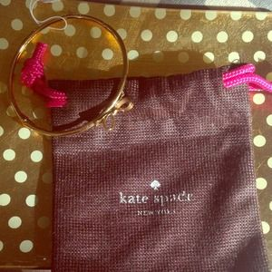 Kate Spade now bangle bracelet