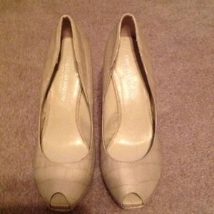 Christian Siriano Shoes - Beige shoes